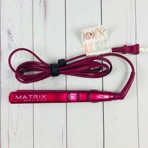 Matrix mini flat iron